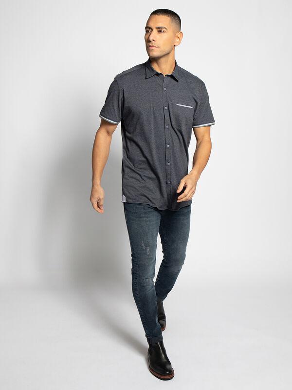 Custom-Fit Short Sleeve Shirt