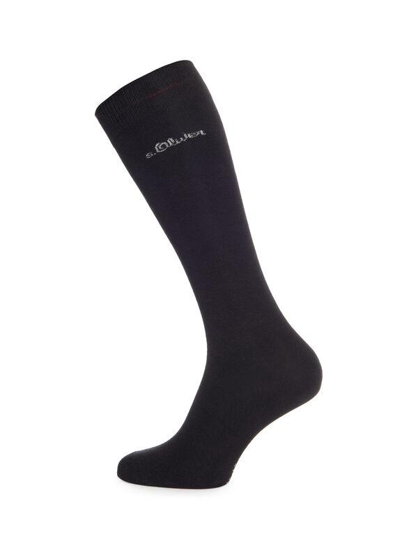 2 Pack Knee-High Socks