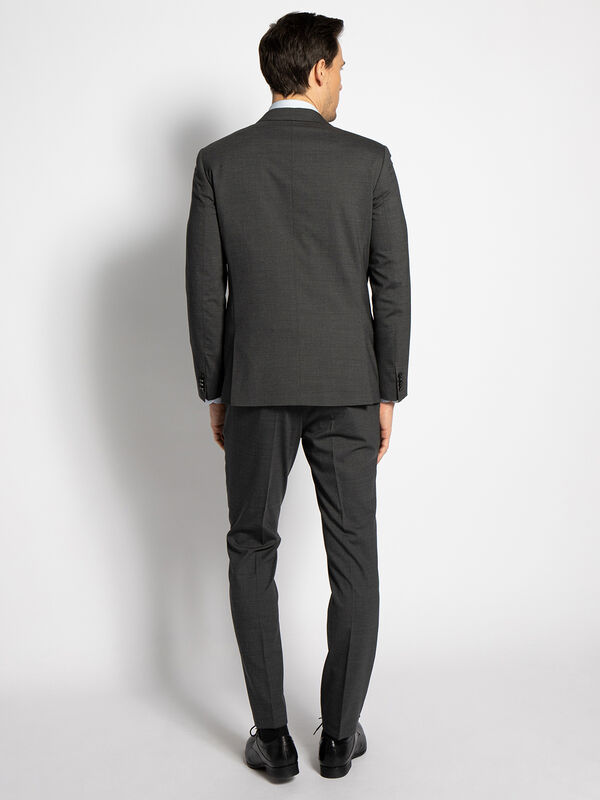 Modular Fitted Jacket