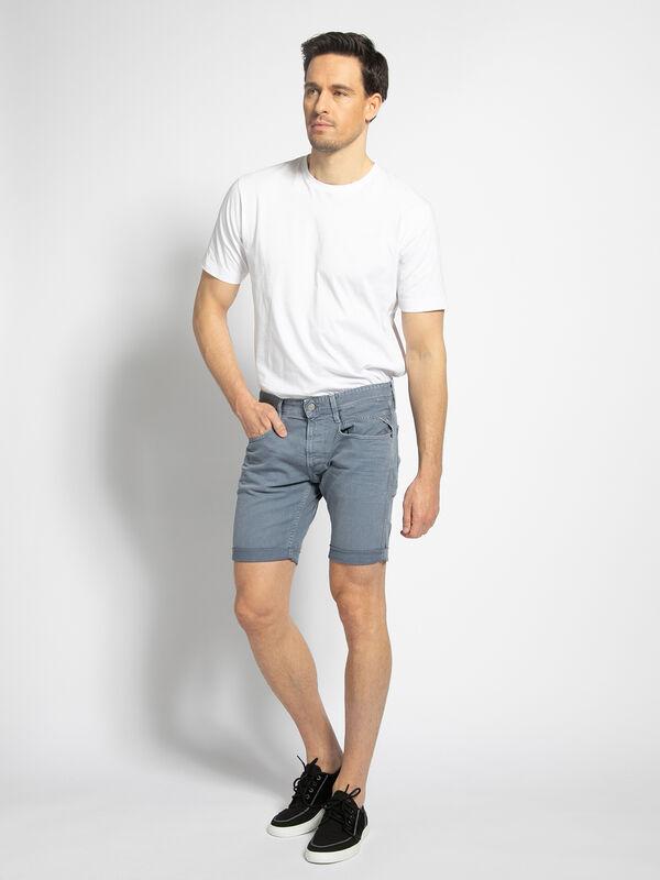Jean Shorts