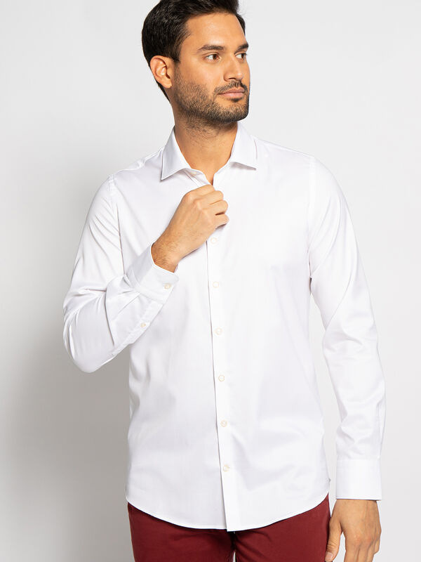 Shaped-Fit Shirt