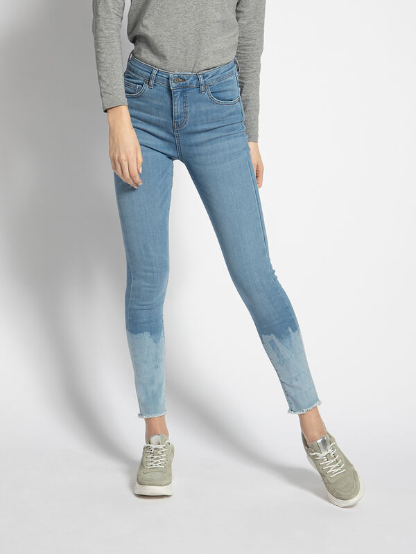 Skinny-Fit Jeans