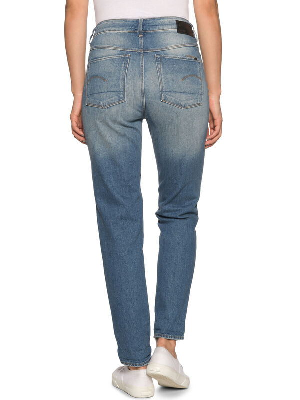 3301 90`S High Waist Jeans