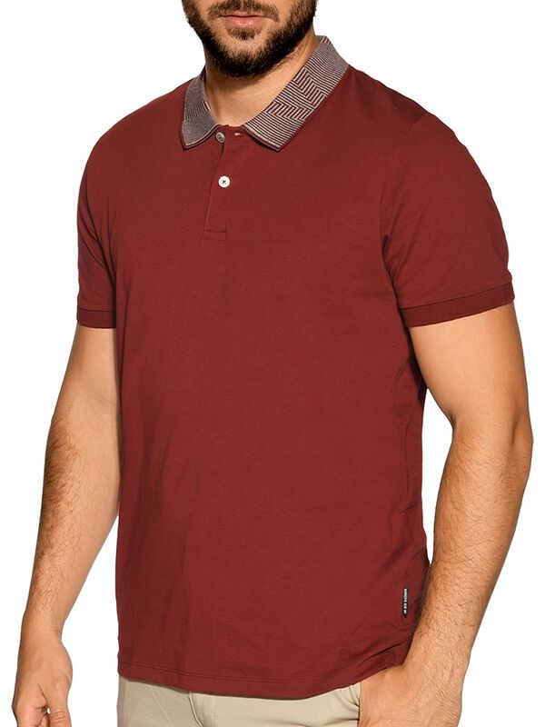Slim-Fit Polo