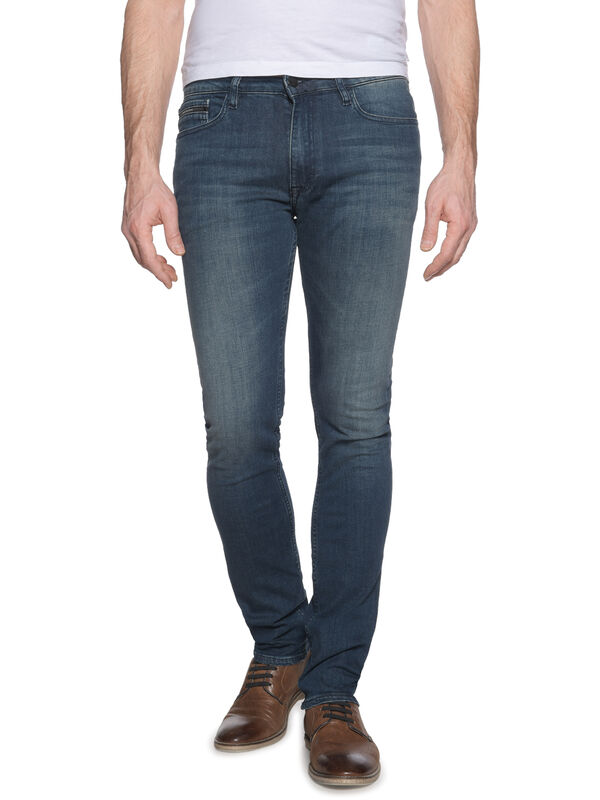 Slim Straight Jeans