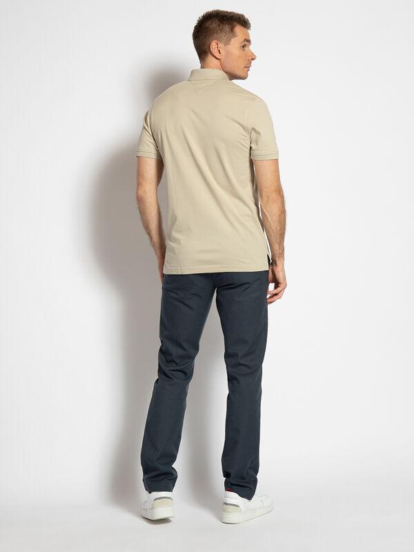 Slim-Fit Polo Shirt