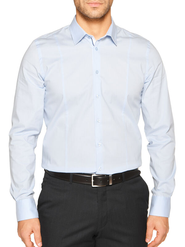 Shaped fit shirt