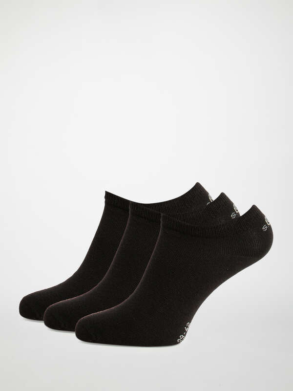 3-Pack of Sneaker Socks
