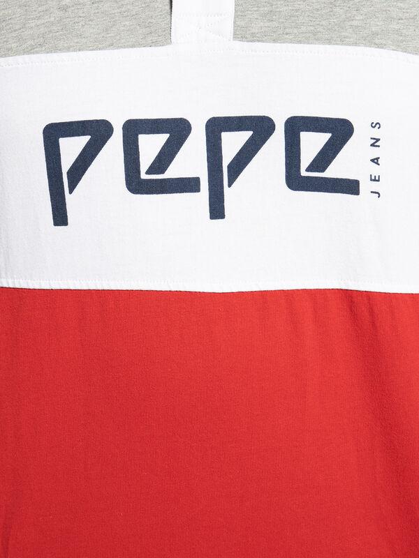 Long-Sleeved Polo Shirt