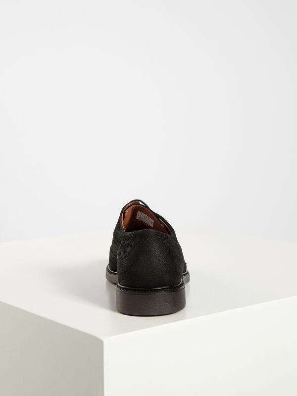 Lace-Up Shoes