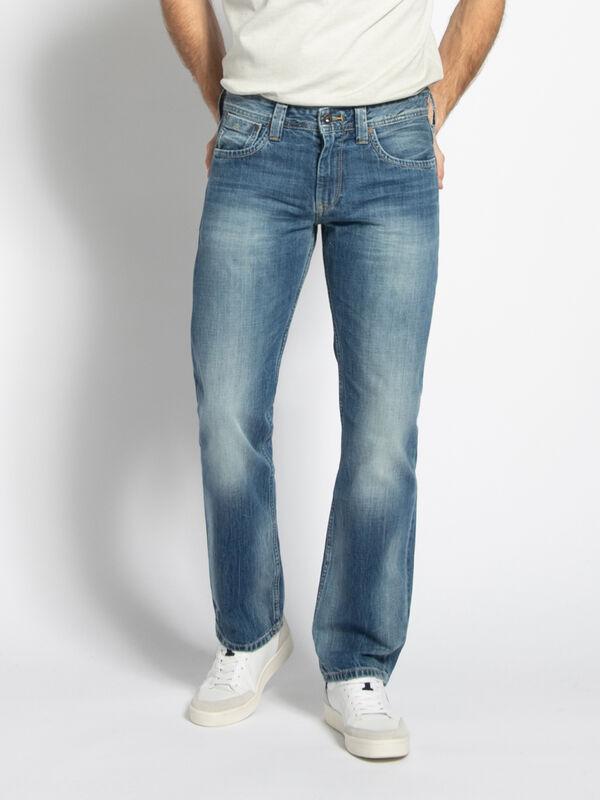 Kingston Zip Jeans
