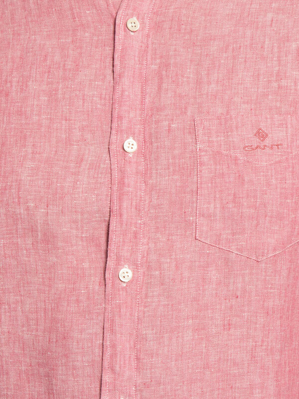 Regular-Fit Linen Shirt