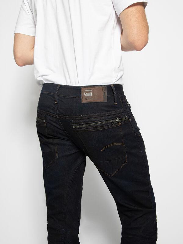 Arc Zip 3D Jeans