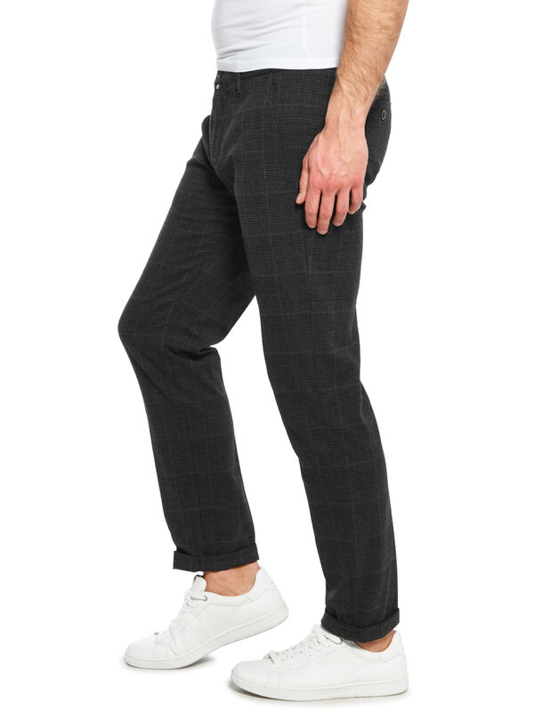 Tapered-Fit Chinos